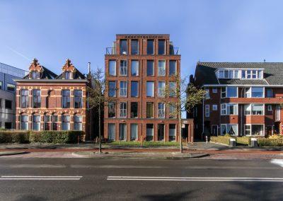 Appartementen Friesestraatweg