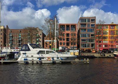 Appartementen Oosterkade