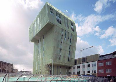 van Olsttoren Hanzehogeschool Groningen