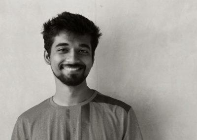Saransh Jethva, Architect i.o.